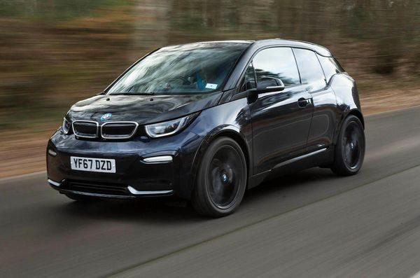Автоновости,BMW-I3