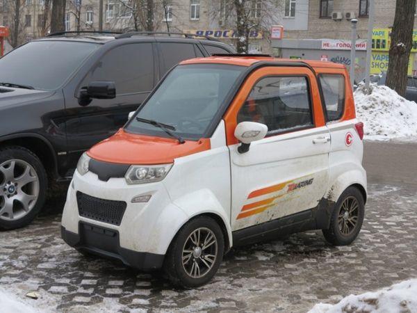 В Україні вже продають новенькі електрокари за $3500