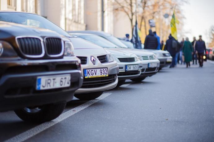 Новий обвал цін: євробляхи в Україні продають за копійки
