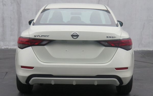 Нова Nissan Sentra розсекречена до прем'єри