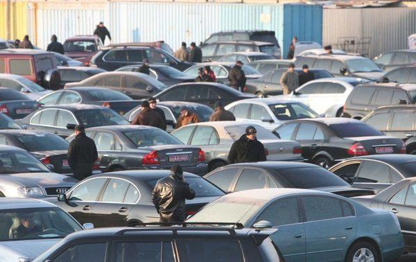 Ехо розмитнення «евроблях»: продаж вживаних авто в Україні зріс у 10 разів