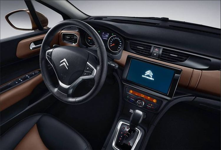 Citroen оновив одну з версій седана C4