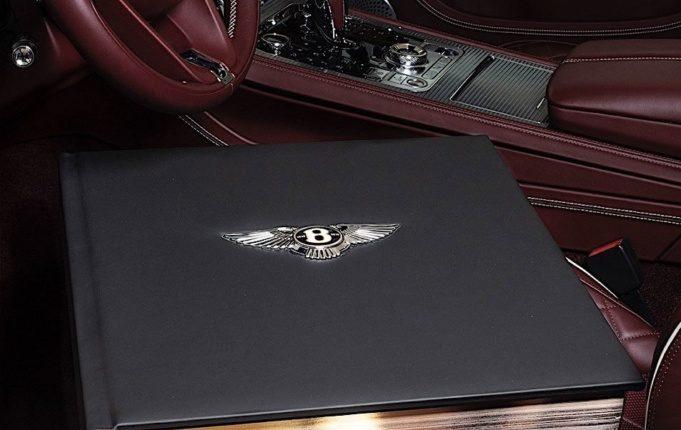 Bentley представила книгу, яка коштує дорожче, ніж Bentayga