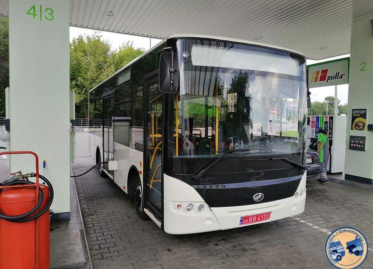 Як виглядає запорізькій автобус, який збирають для поляків
