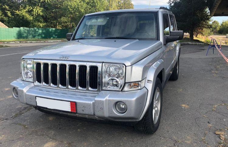 Українець, який хотів зекономити на розмитненні, втратив Jeep вартістю понад €10 тис.