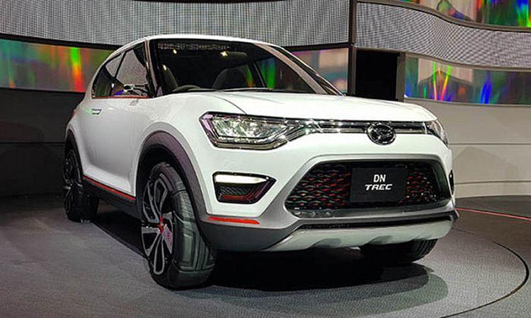 Toyota готує до дебюту новий бюджетний кросовер