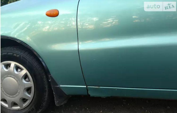 Як виглядає унікальний Daewoo Lanos 1998 року випуску