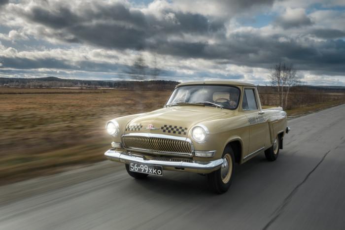 В мережі показали унікальний пікап Волга українського виробництва