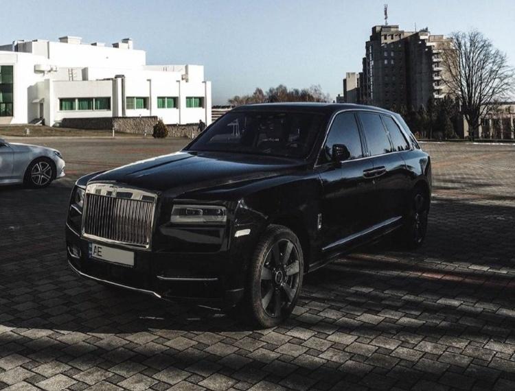 В Україні помітили найдорожчий у світі позашляховик