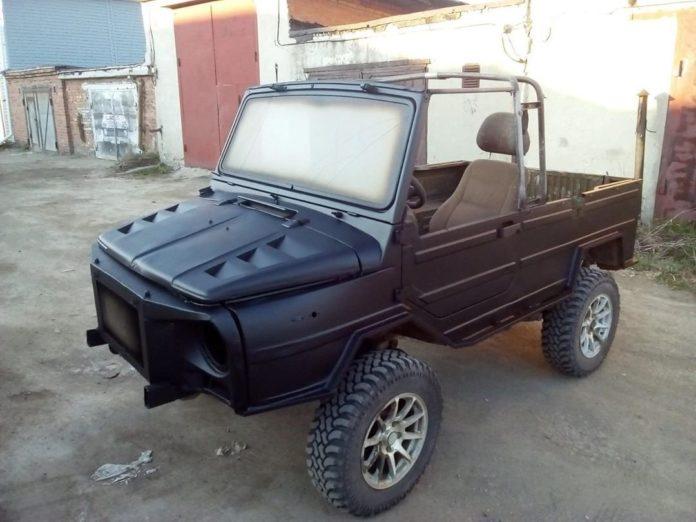 Як виглядає сучасний ЛуАЗ-969
