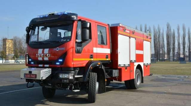 Український виробник представив нову спец машину